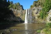 Pic. 4: Hunua Falls Reserve near Auckland, New Zealand.